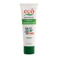 ECO All Natural Sunscreen 65g - Face SPF 30+