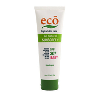 ECO All Natural Sunscreen 100g - Baby SPF 30+