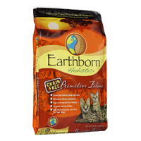 Earthborn Holistic Grain Free Primitive Feline Natural Cat Food 6.3kg