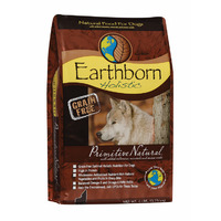 Earthborn Holistic Primitive Natural Grain Free Dog Food 2.5kg