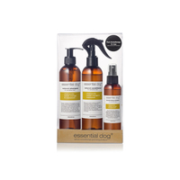 Essential Dog Grooming Gift Pack for Sensitive Skin