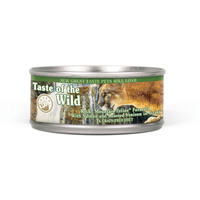Taste Of The Wild Rocky Mountain FELINE formula with Salmon & Venison in gravy 24 x 156g cans