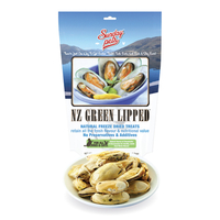 Sunday Pets Freeze Dried NZ Green Lipped Treats 50g