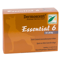 Essential 6 for medium dogs 10-20kg - short dated BB 07/17