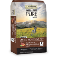 Canidae Dog Grain Free PURE WILD with Fresh Wild Boar 10.8kg