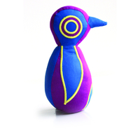 P:ECO The Penguin Eco Friendly Dog Toy - Wildflower