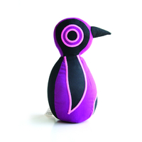 P:ECO The Penguin Eco Friendly Dog Toy - Berry