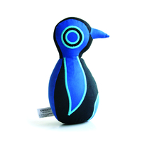 P:ECO The Penguin Eco Friendly Dog Toy - Lagoon