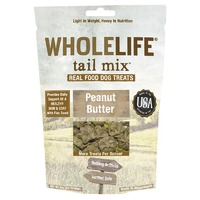 Whole Life Tail Mix Peanut Butter for Dogs 2oz