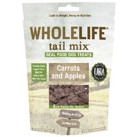 Whole Life Tail Mix Carrots and Apples for Dogs 2oz