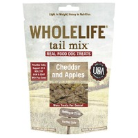 Whole Life Tail Mix Cheddar & Apples for Dogs 2oz