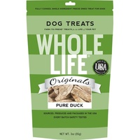 Whole Life 100% Pure Duck for Dogs 3oz (85g)