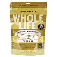 Whole Life 100% Pure Cod for Dogs 1oz