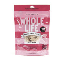 Whole Life 100% Pure Beef for Cats 1oz