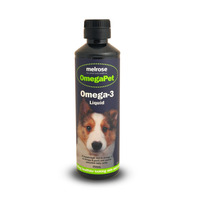 Melrose OmegaPet Omega-3 Liquid 250ml
