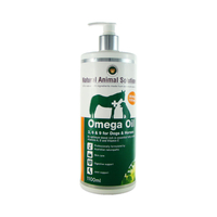 Natural Animal Solutions Omega Oil for Dogs or Horses 1000ml