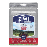 ZiwiPeak 'Good Dog' Venison Treats 85g