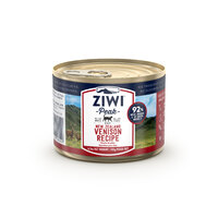 Ziwi Peak Canned Venison For Cats - 185g x 12 cans