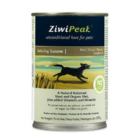 ZiwiPeak 'Daily-Dog' Cuisine Beef - 370g can