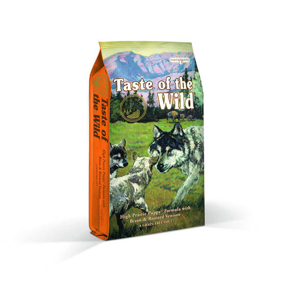 Taste Of The Wild High Prairie PUPPY with Bison & Venison 2kg