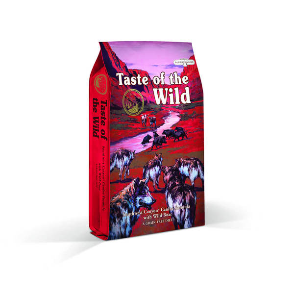 Taste Of The Wild Southwest Canyon CANINE with Wild Boar 2kg