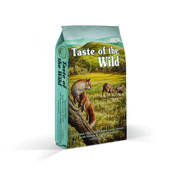 Taste Of The Wild Appalachian Valley CANINE Small Breed 6kg