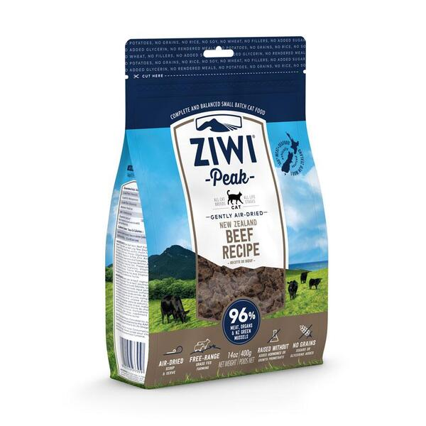 ZiwiPeak 'Daily-Cat' Cuisine Beef - 400g pouch