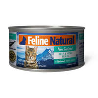 Feline Natural Beef and Hoki Feast 85g x 24 cans