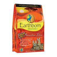 Earthborn Holistic Grain Free Primitive Feline Natural Cat Food 2.27kg