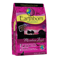 Earthborn Holistic Meadow Feast Grain Free Dog Food 2.5kg