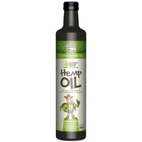 Hemp Seed Oil Organic 500ml