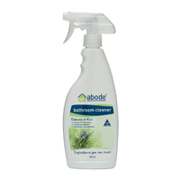 Abode Natural Bathroom Cleaner - Rosemary & Mint 500ml
