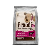 Proudi Beef Patties for Adult Dogs 2.8kg (14 x 200g patties) - Pick Up Only