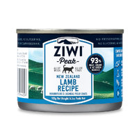 Ziwi Peak Canned Lamb For Cats - 185g x 12 cans