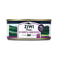 Ziwi Peak Moist Rabbit & Lamb for Cats - 85g x 24 cans