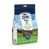 ZiwiPeak Air Dried Dog Food Tripe & Lamb - 1kg