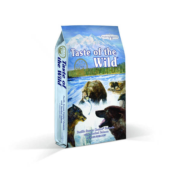 Taste Of The Wild Pacific Stream CANINE with Smoked Salmon 2kg